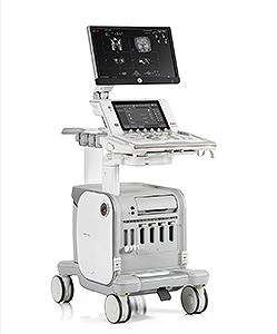 MyLab 9 Ultra-Performance Cart-Based Ultrasound
