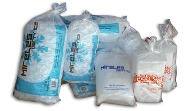 Mireles Party Ice Bagged Ice Product Overview