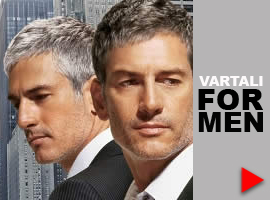 Grey Hair Vartali For Men
