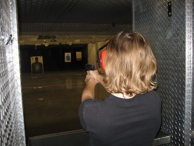 G at range