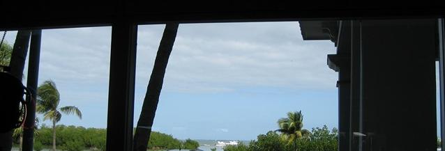 Denny's Key West view