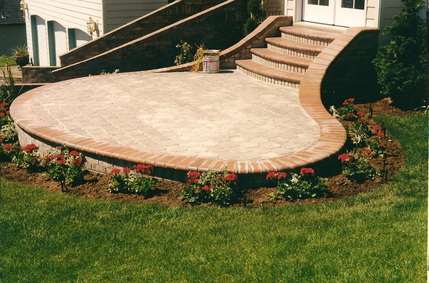 Stone patio and stamped concrete anywhere in DFW angie's list service magic top rated best good affordable masonry