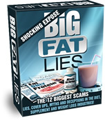 Weight Loss is your problem, Big Fat Lie