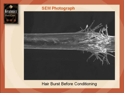 Hair Burst (Split End)