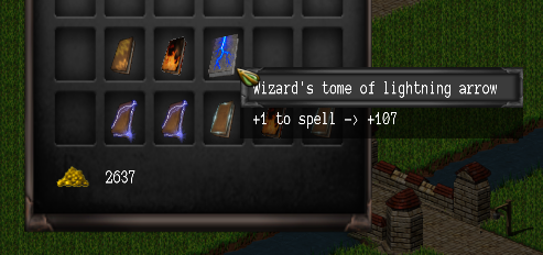 spell book temp