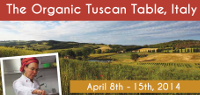 The Organic Tuscan Table 2014