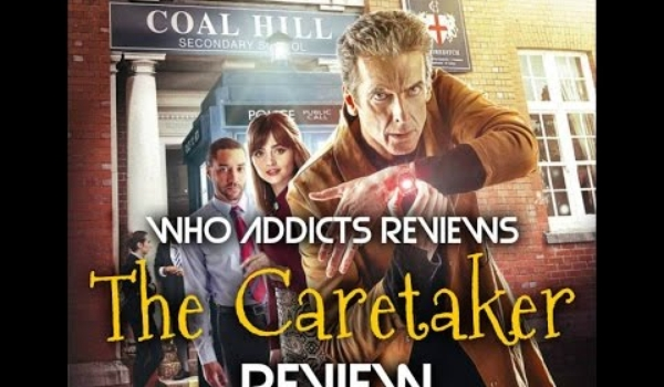 Doctor Who: The Caretaker (2014) Review