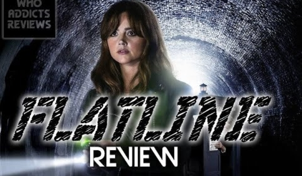 Doctor Who: Flatline (2014) Review