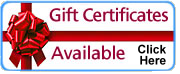 Brazilian Gift Certificates