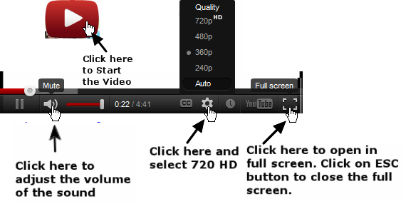Video Display Tip