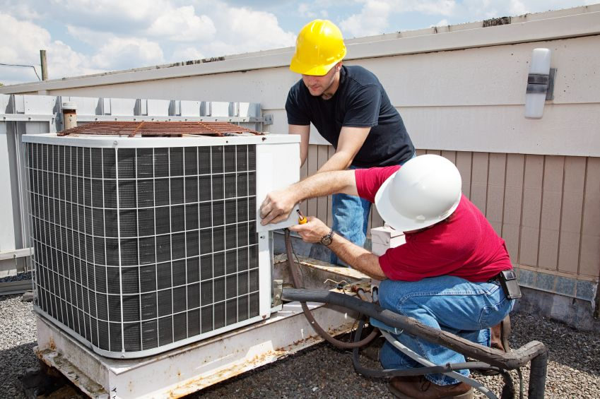 HVAC Finance Program