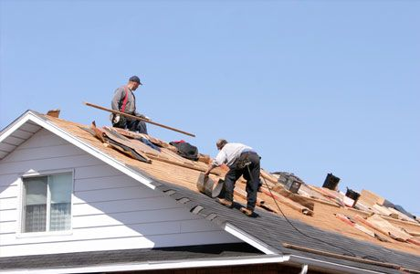 Roofing Finance Program