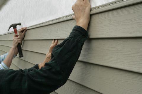 Siding Finance Program