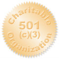 We are a Genuine 501(c)(3) Charitable Oganization - Click to Verify
