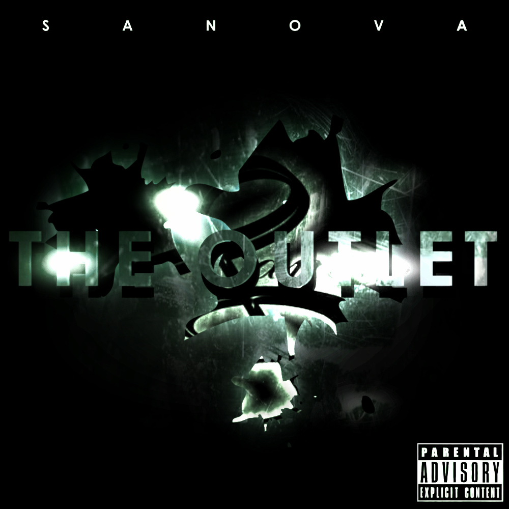 THE OUTLET LP Artwork