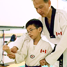 Inspiration for Taekwondo Through Generations