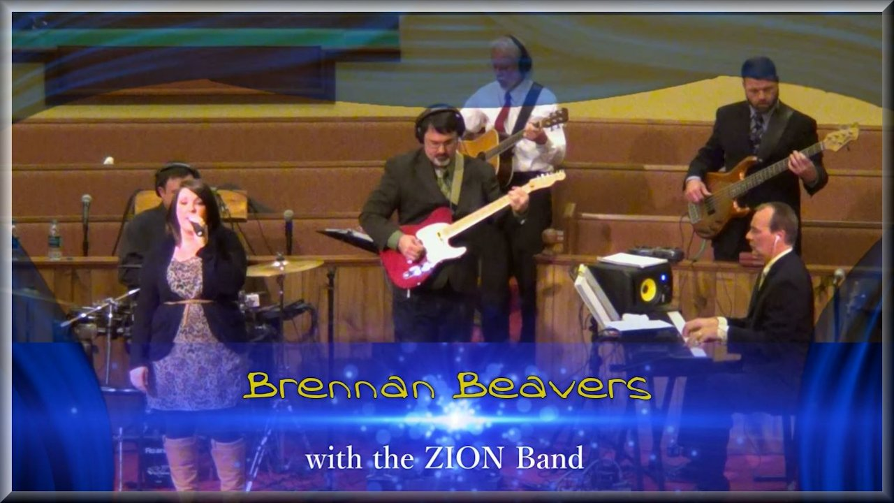 Brennan Beavers with ZION QUARTET