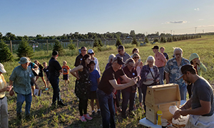CW Crew: US Solar hosts Community Pollinator Celebration