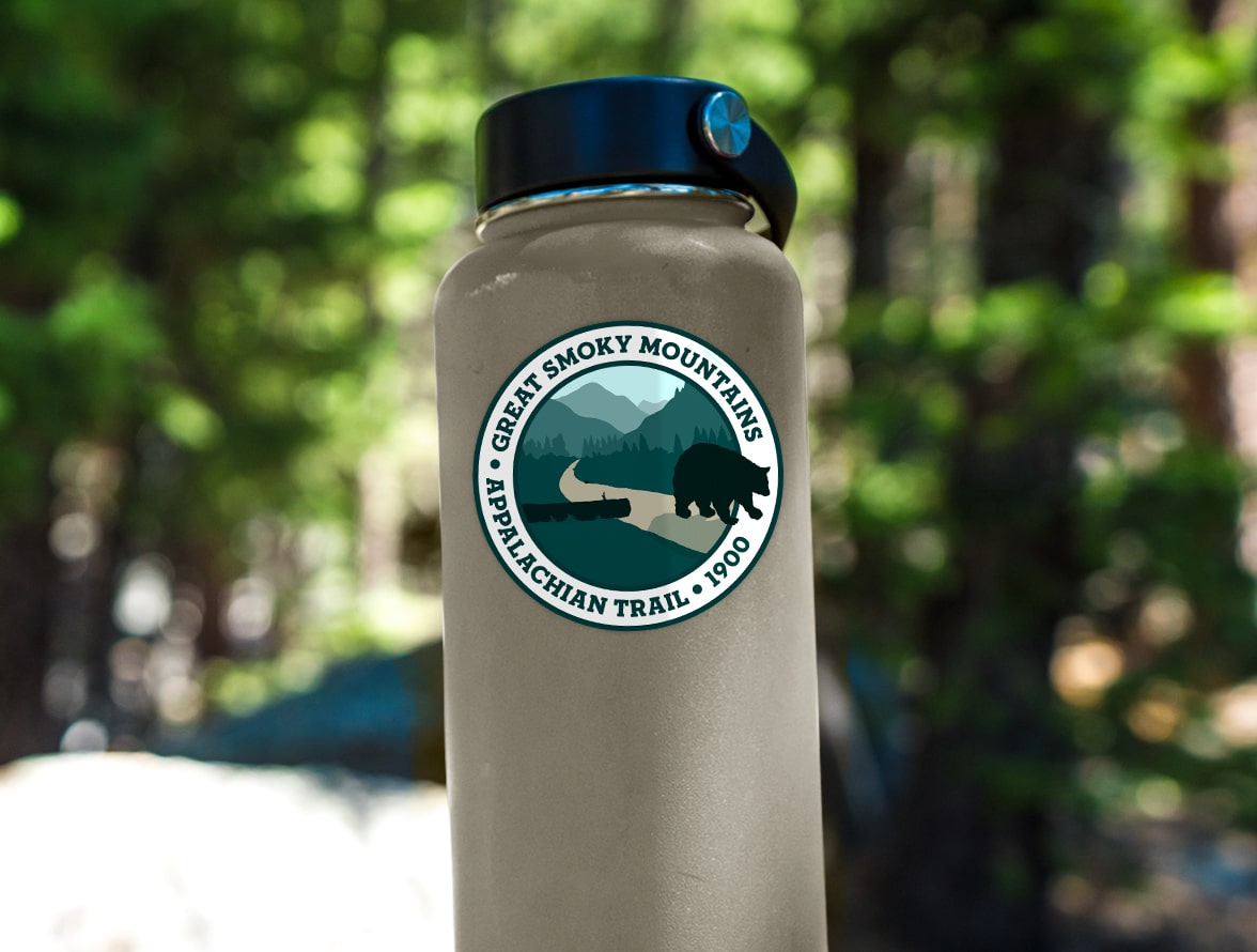 Great Smoky Mountains National Park (Appalachian Trail) Sticker