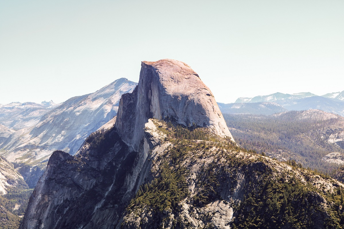 Yosemite | All About Half Dome