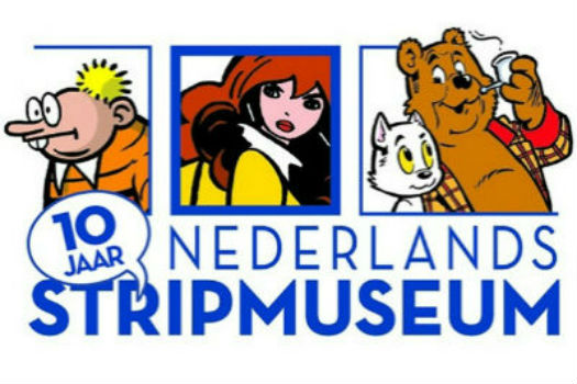 Korting Nederlands Stripmuseum