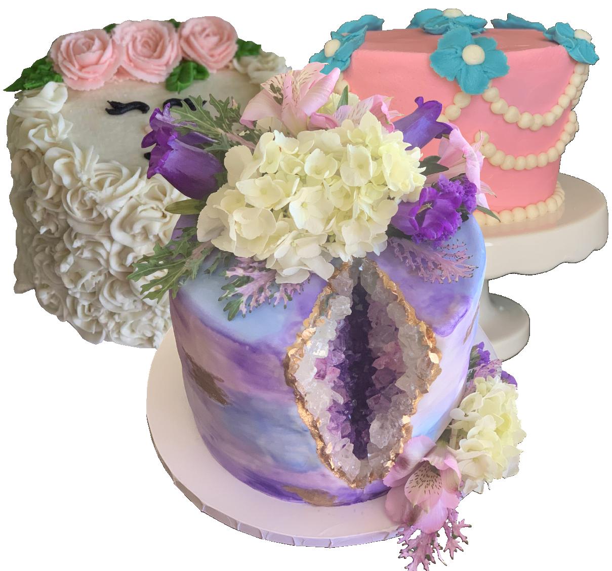 Charli Ann's Heavenly Cakes