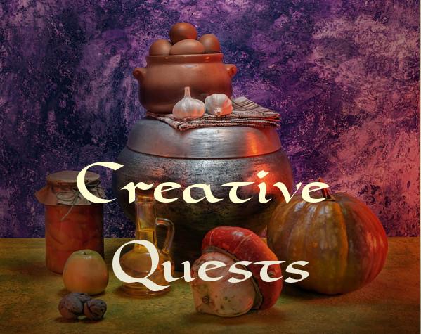 Yuvium Series Creative Quests