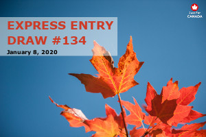 Express Entry Latest Draw