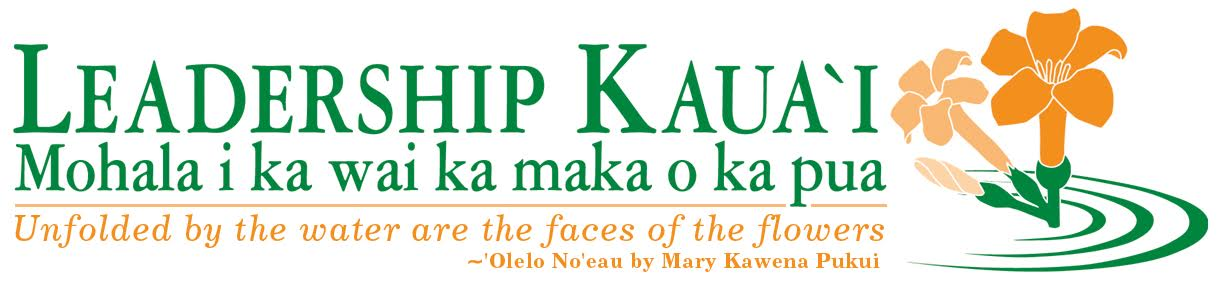 Leadership Kauai Logo