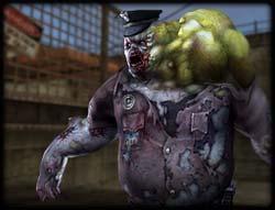 Venom Guard Zombie