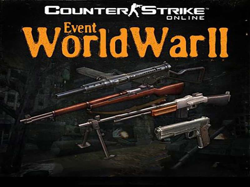 WWII Weapons Event big
