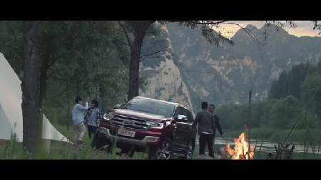 Ker Sound FORD-Everest-Water-Wading