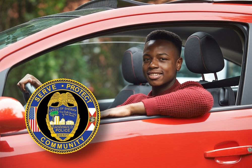 The Jacksonville Sheriff's Office is Helping Teens Learn Better Driving Skills