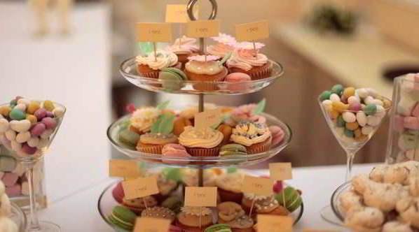 Candy Bar -ul si organizarea nuntii