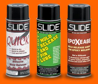 Slide Mold Release