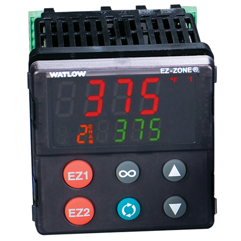 Watlow EZ-ZONE® PM Panel Mount Limit Controller