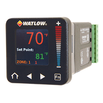Watlow PM PLUS™ PID & Integrated Limit Controller