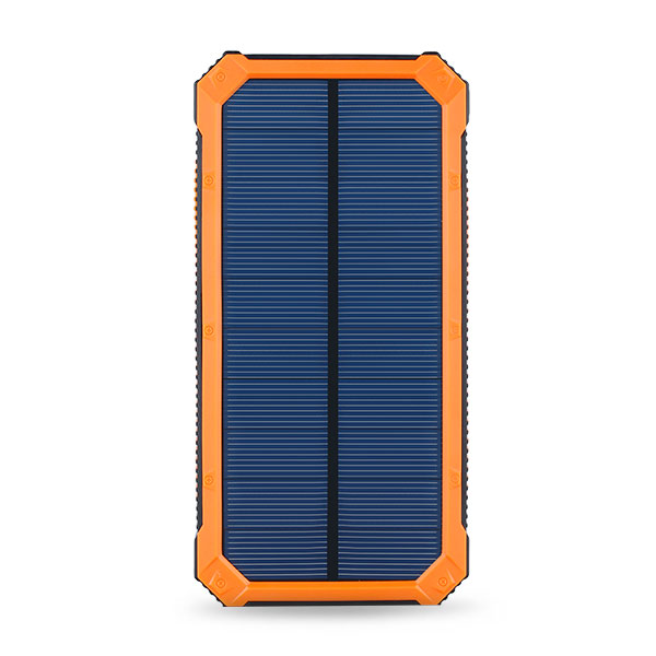 KBT-36 1000mAh solar power bank