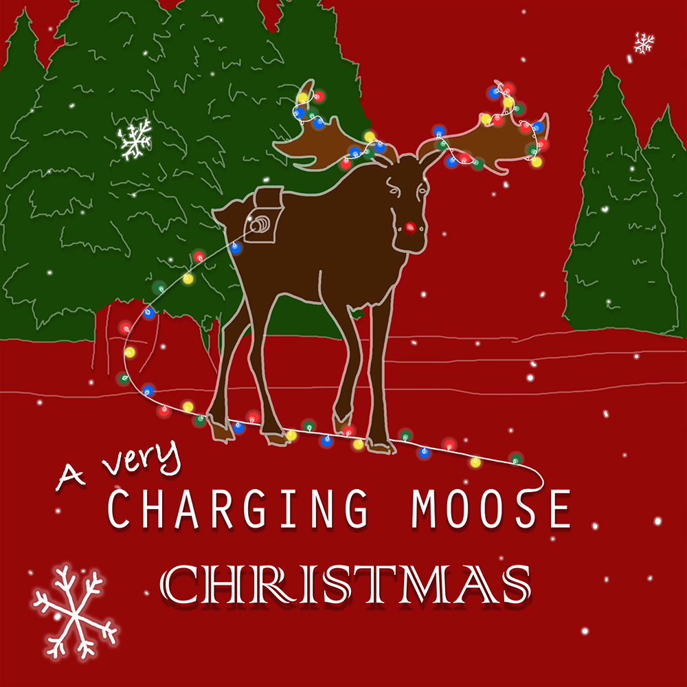 A Very Charging Moose Christmas