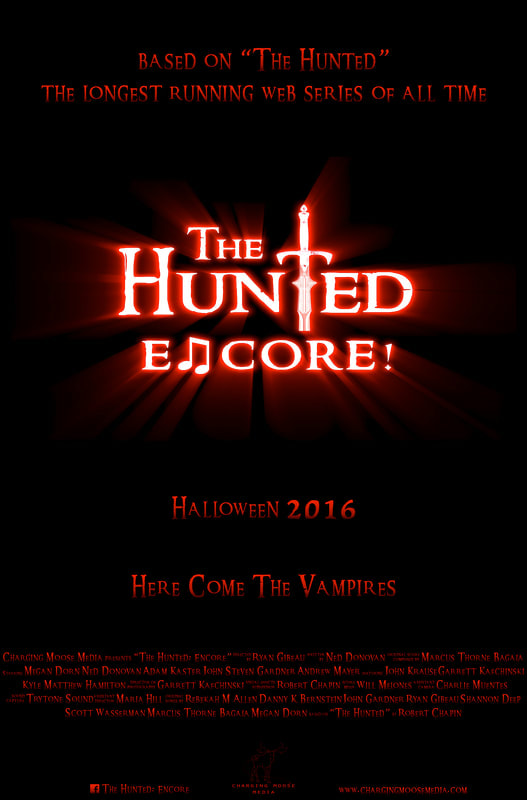The Hunted: Encore Season 1 Poster