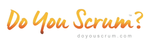 Do You Scrum? logo banner