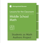 Students as Math Authors