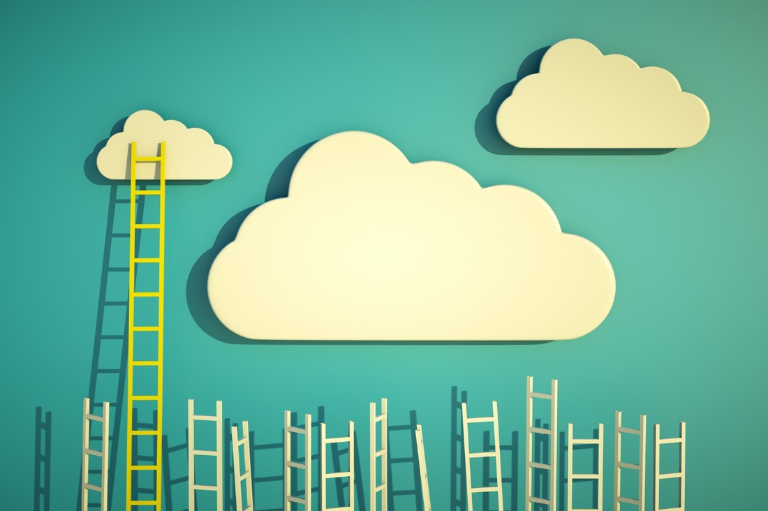 Clouds and Ladders