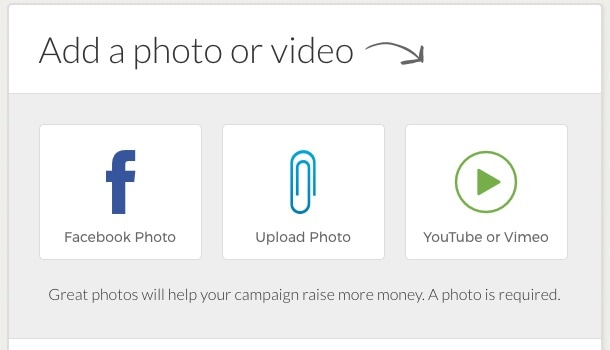 Add Photos and Videos to Your GoFundMe Campaign