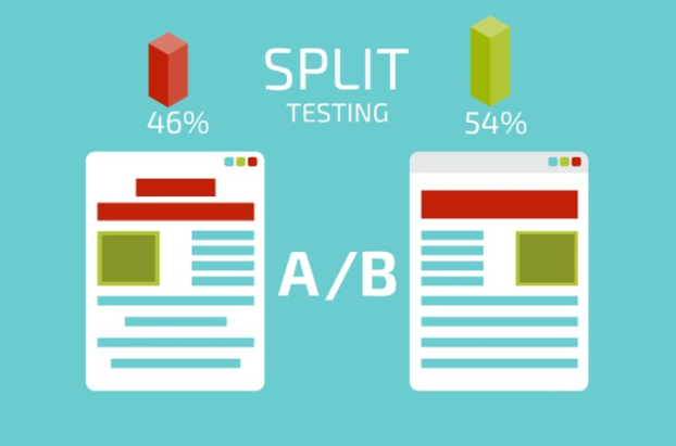 A/B test different versions of your landing page