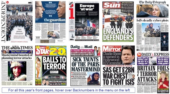 Front pages 17-11-15