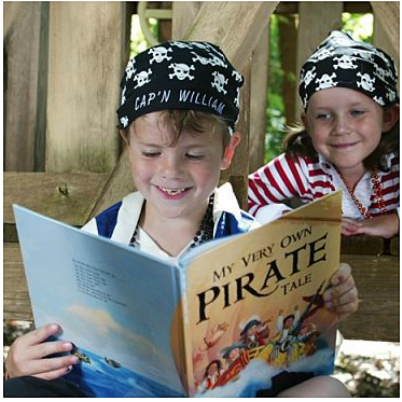 My Very Own Pirate Tale Personalized Storybook. Ends 7/31