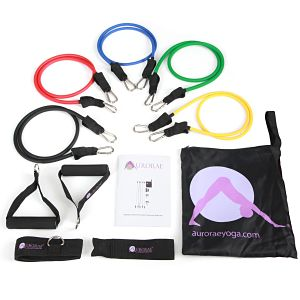 Resistance Bands Set by Aurorae Fitness