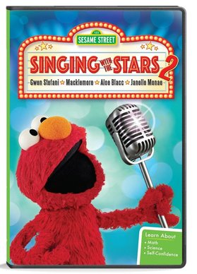 Ends the Sesame Street: Singing with the Stars 2 DVD Giveaway wit Elmo. Ends 2/26