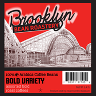 Brooklyn Bean Roastery Bold Coffee Variety Box